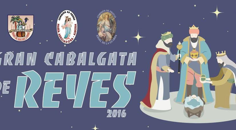 CABALGATA REYES 2016