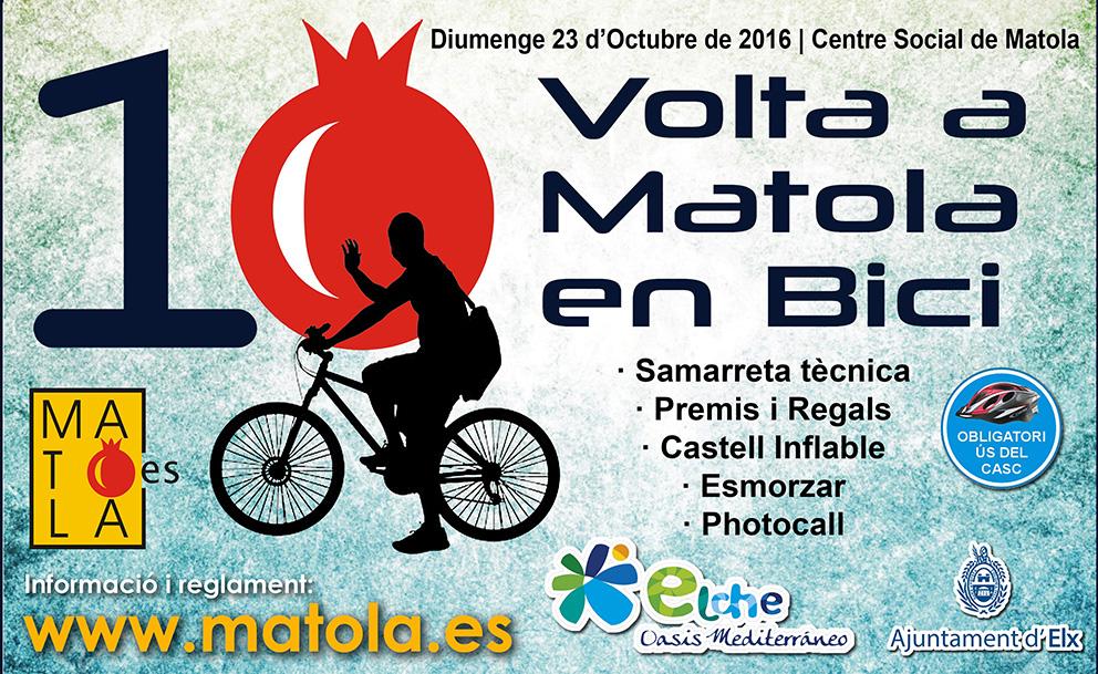 X Volta a Matola en Bici – 2016