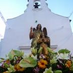 Pasejant al Àngel de la Guarda. Rosa María Vicente
