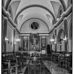 Pulcritud iglesia San Antonio.Inmaculada Román