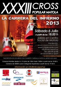 cartel cross 2013